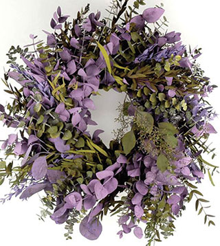 Preserved Wreaths