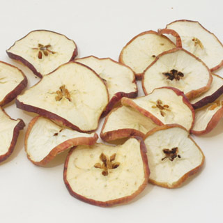APPLE SLICES RED