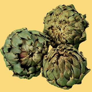 ARTICHOKES 3-4 ***SOLD OUT 'TIL FURTHER NOTICE***