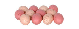 Eggs, Pink